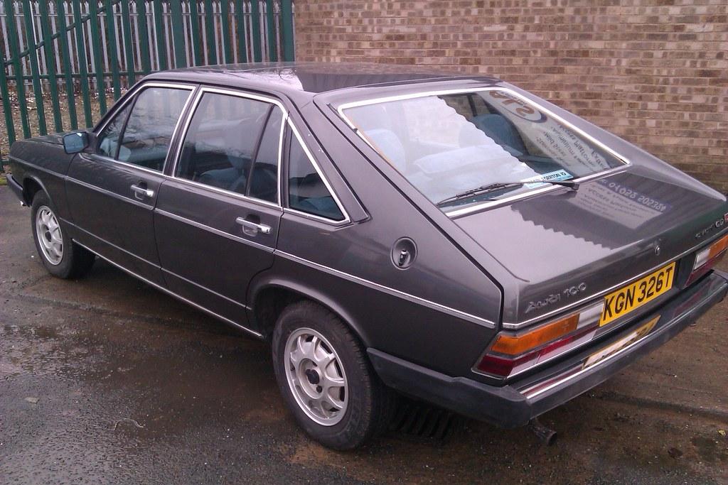 Audi 100 CD 5E Avant 1979 farm9