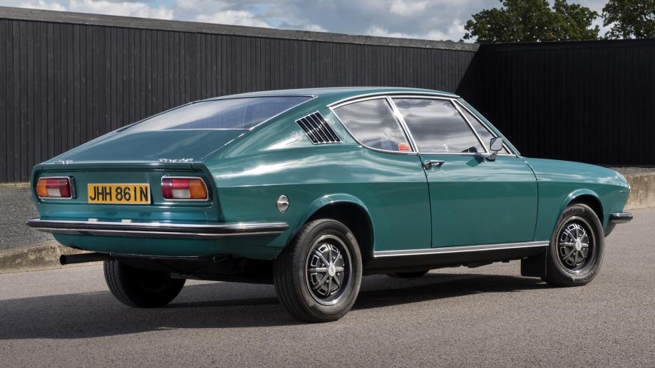 Audi 100 Cope S 1973 carpixel