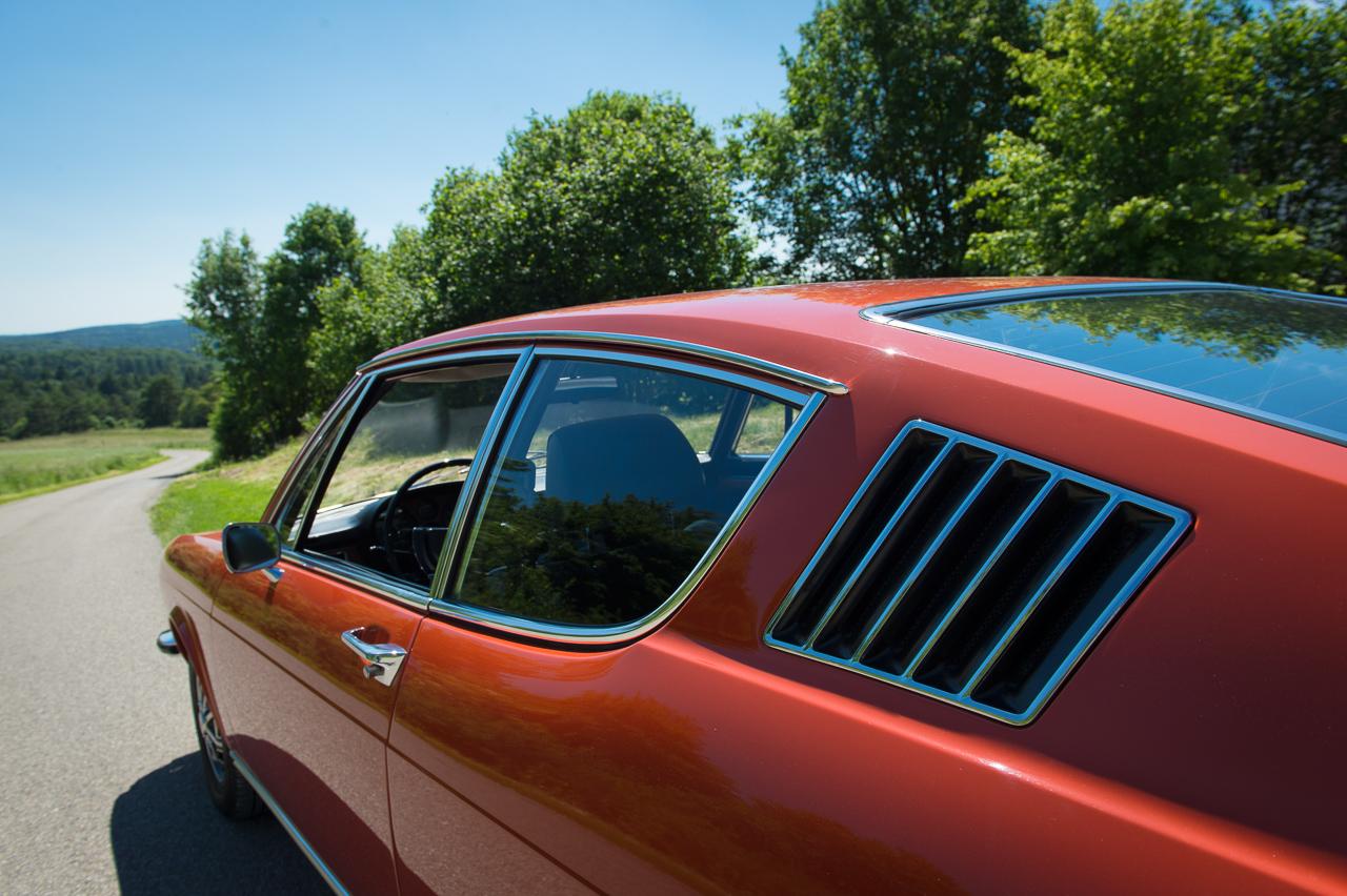 Audi 100 coupe s 1973 auto-geil
