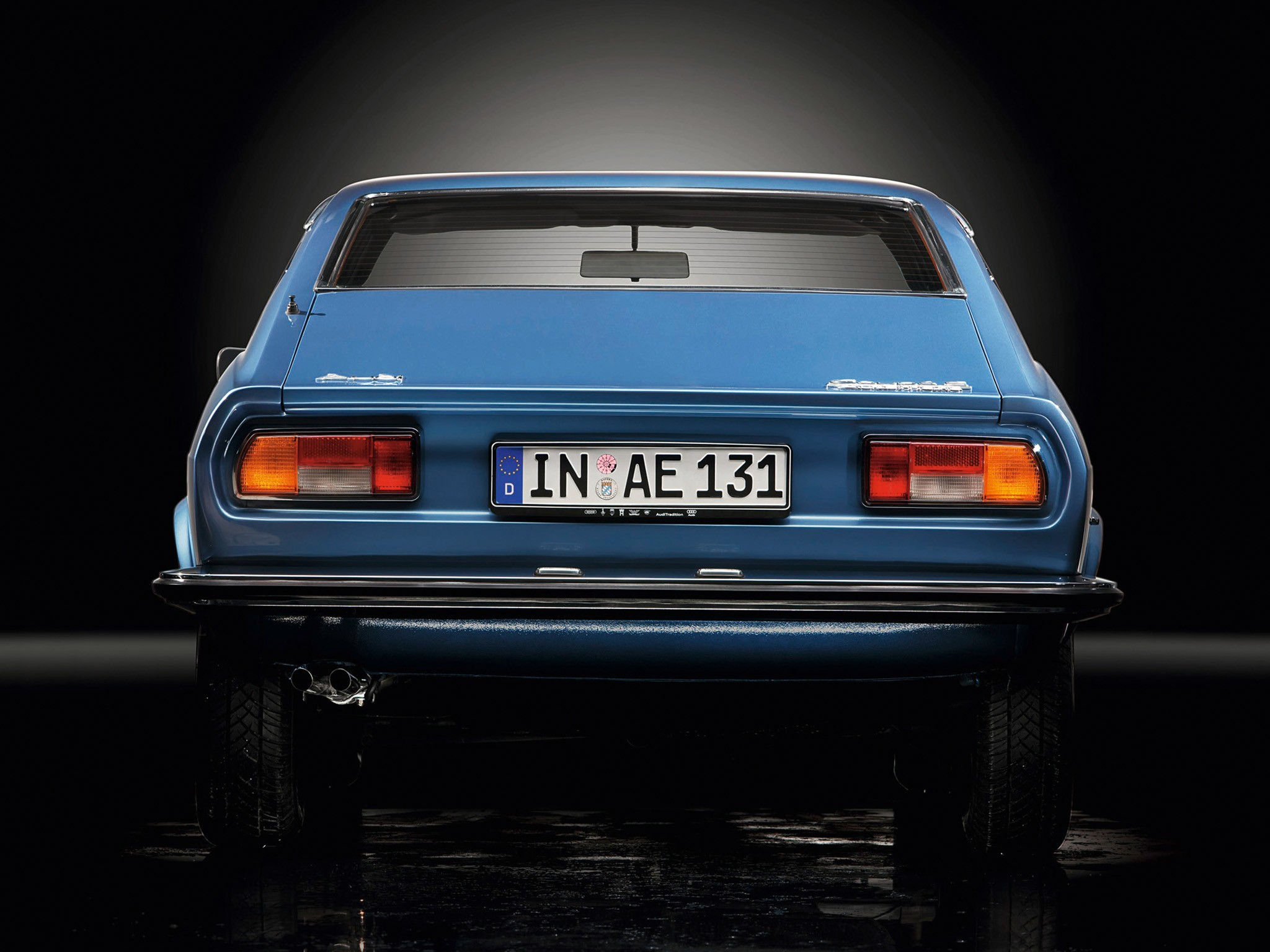 Audi 100 coupe s 1974 s1
