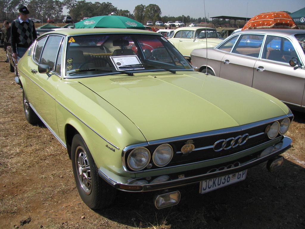 Audi 100 Coupe S 1975 c1