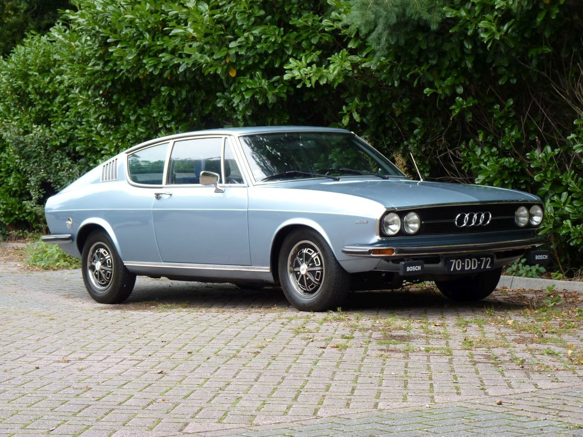 Audi 100 Coupe S 1975 carandclassic co uk 12118822