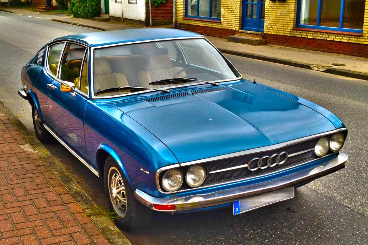 Audi 100 Coupe S 1975 echoretro fr Audi-100-Coupé-S