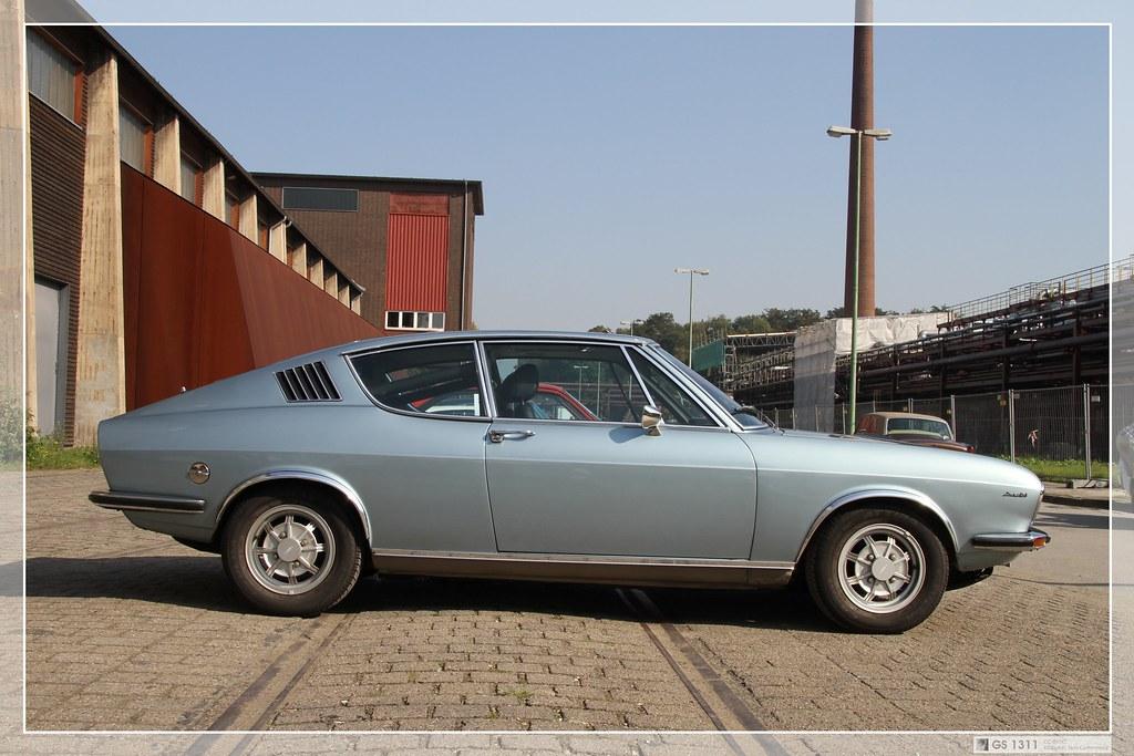 Audi 100 Coupe S 1975 farm7