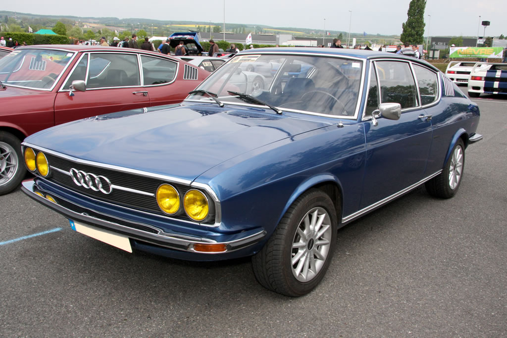 Audi 100 Coupe S 1975 gtdreams  com ClassicDays2009_0791