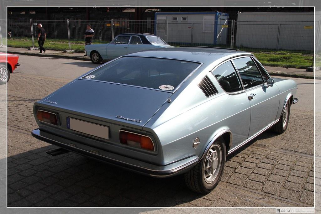 Audi 100 Coupe S 1975 live