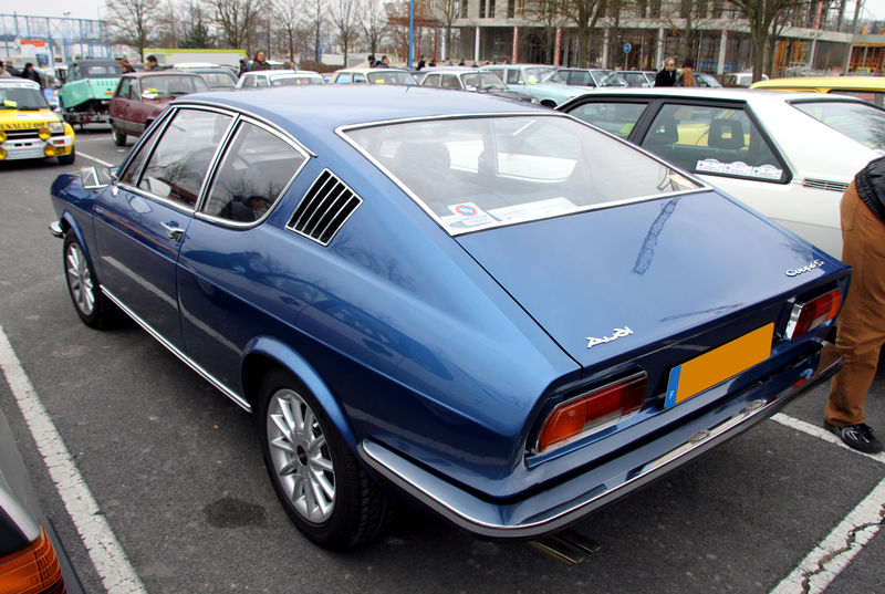 Audi 100 Coupe S 1975 p8sstorage