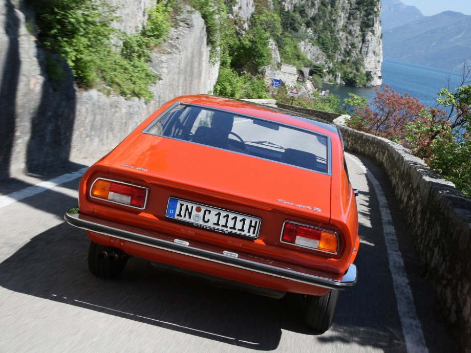 Audi 100 Coupe S 1975 s1