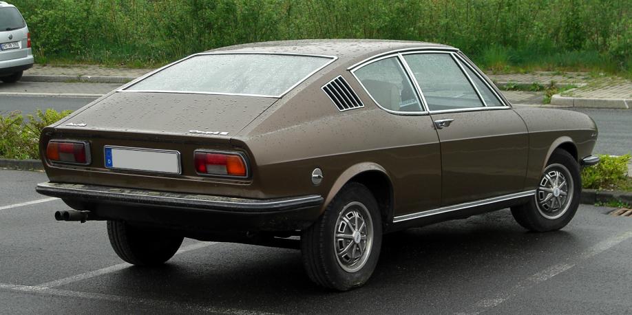 Audi 100 Coupe S 1975 upload