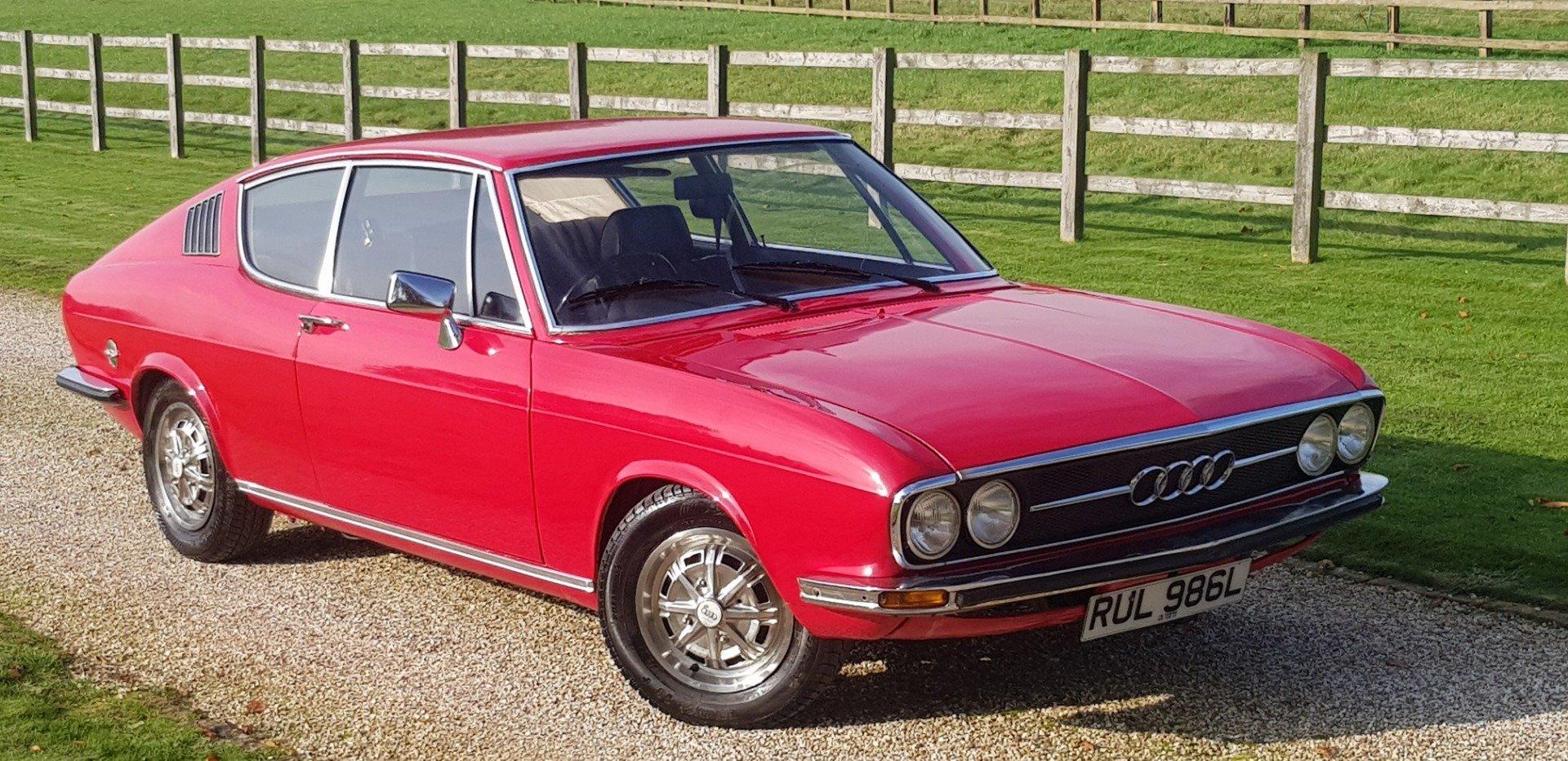 Audi 100 Coupe S 1975 uploads