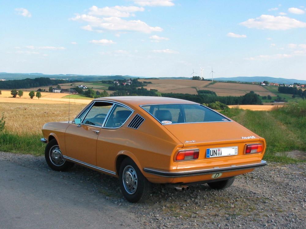Audi 100 coupe s 1976 fotocomunity