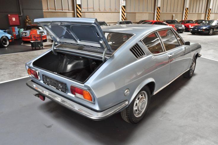 Audi 100 coupe s 1976 i