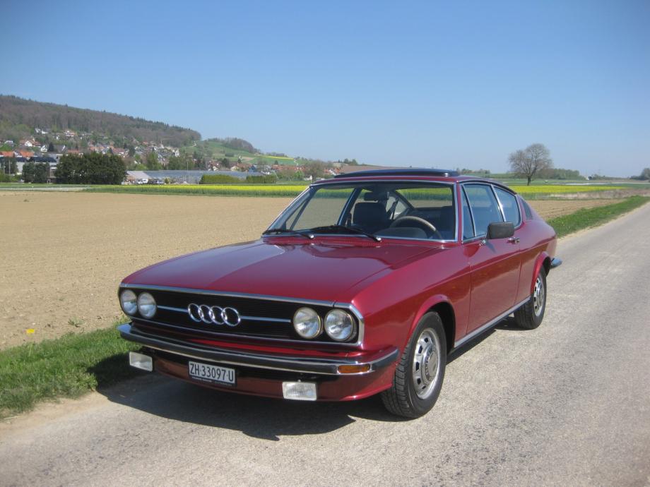 Audi 100 Coupe S 1976 oldtimer ch Audi_100_S_Coupe_vorne