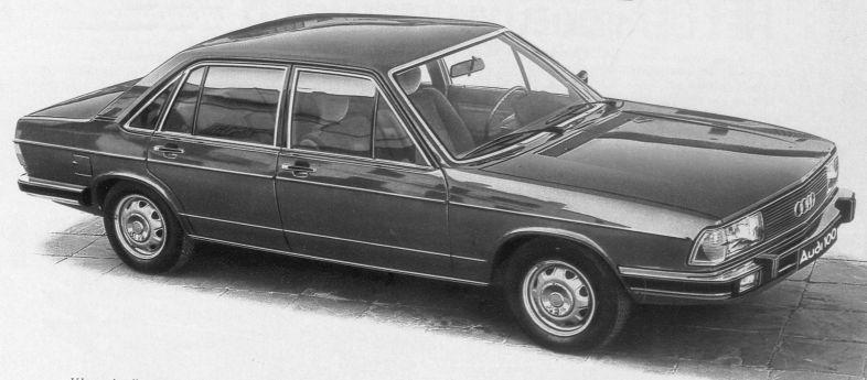 Audi 100 Diesel 1981 audi-100-79