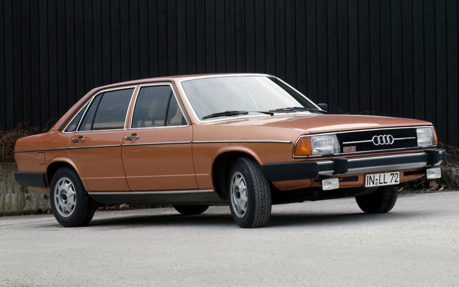 Audi 100 GL 1976 carpixel
