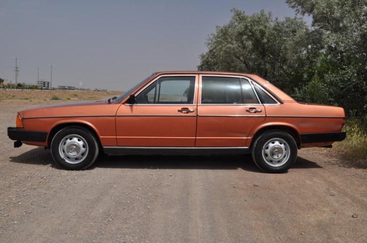Audi 100 GL 1977 cardomain com 15799151_large