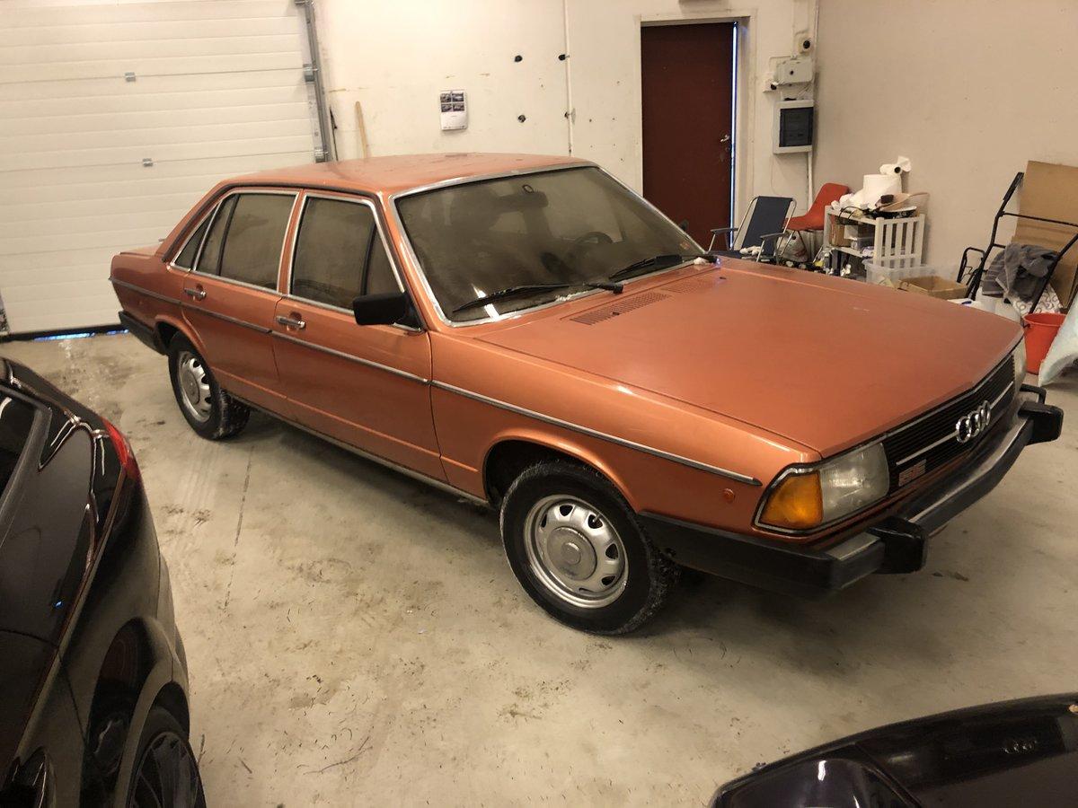 Audi 100 GL 1977 uploads