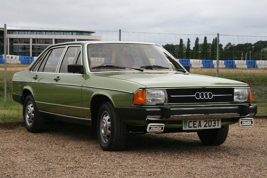 Audi 100 gl 1978 live
