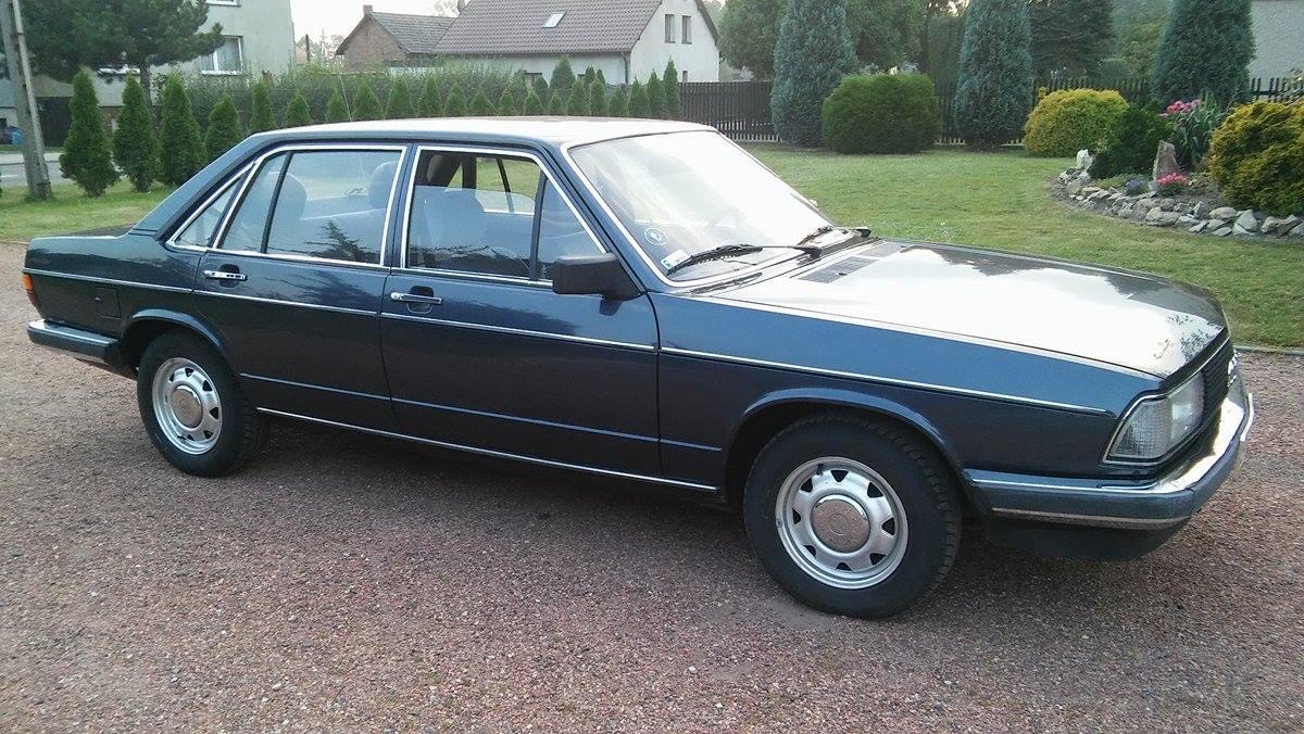 Audi 100 GL 1981 gieldaklasykow pl audi-100-01
