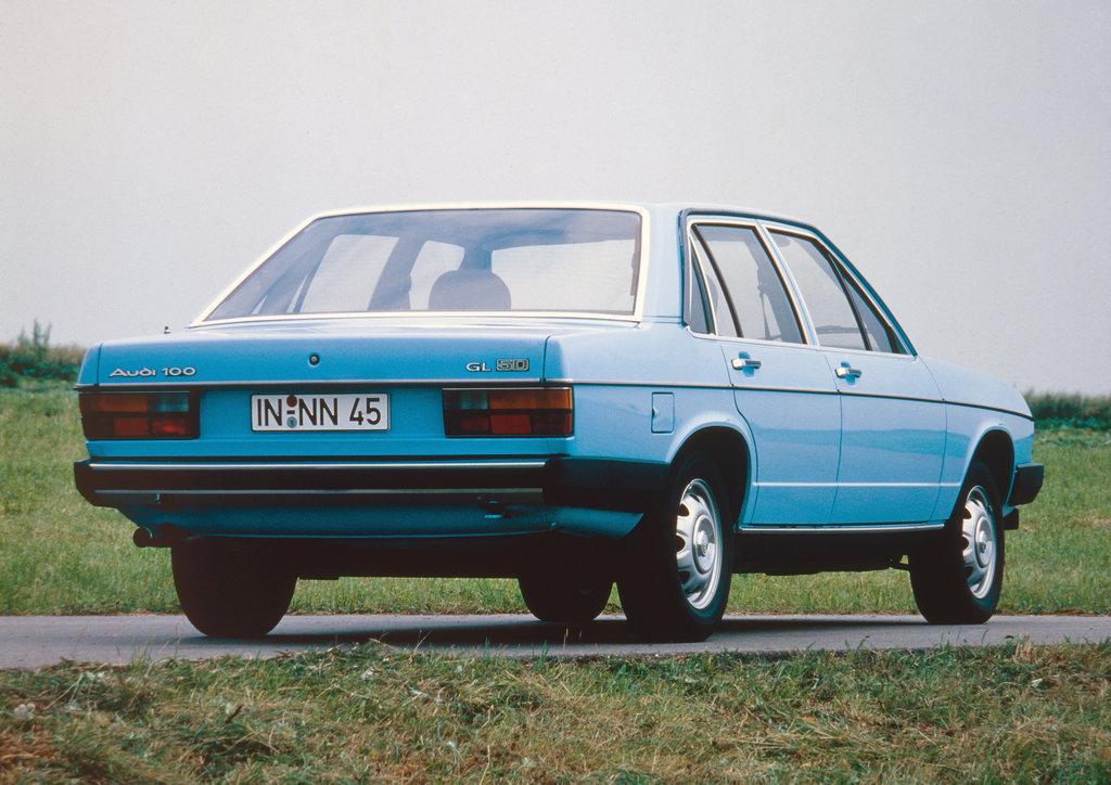 Audi 100 GL 1981 s