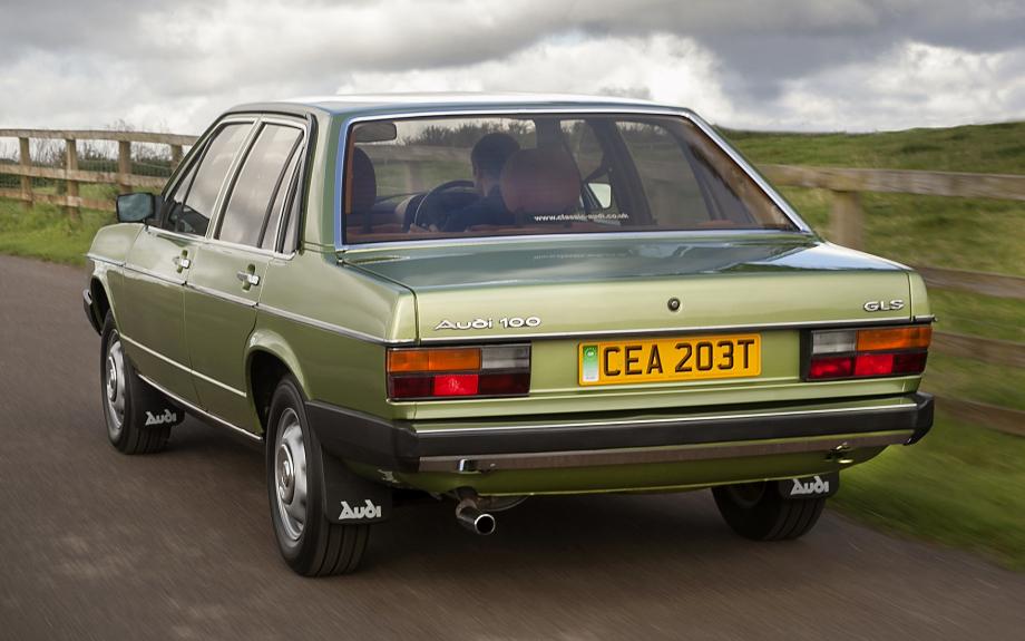 Audi 100 GLs 1976 carpixel