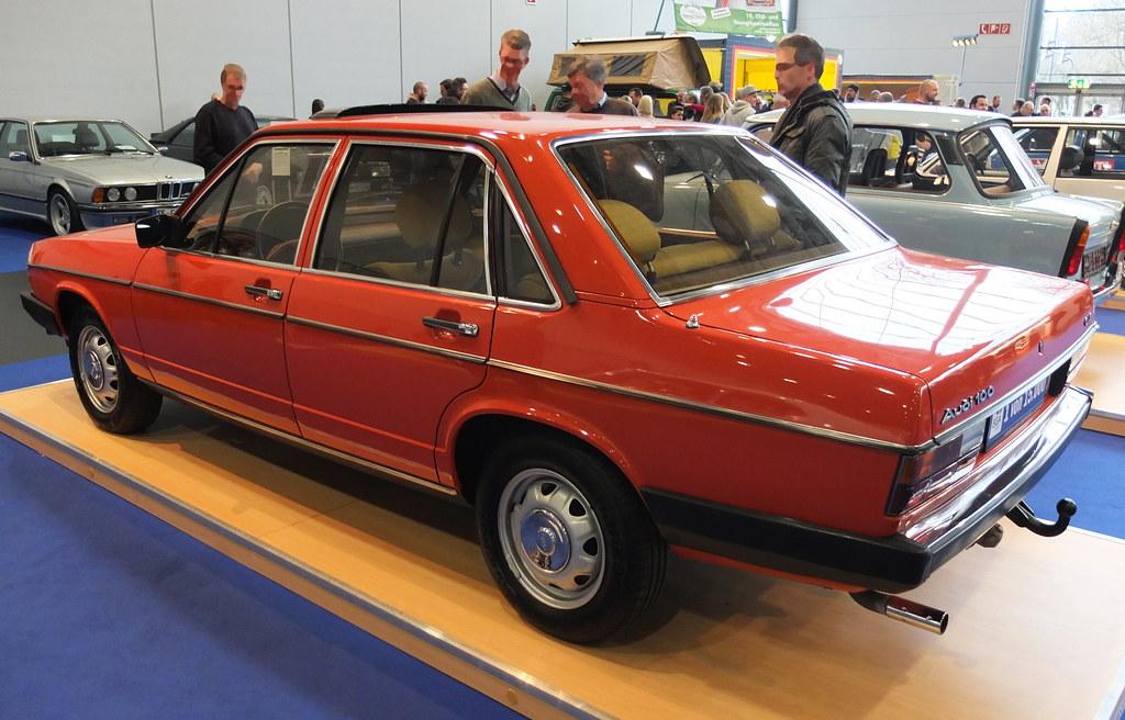 Audi 100 GLS 1977 live