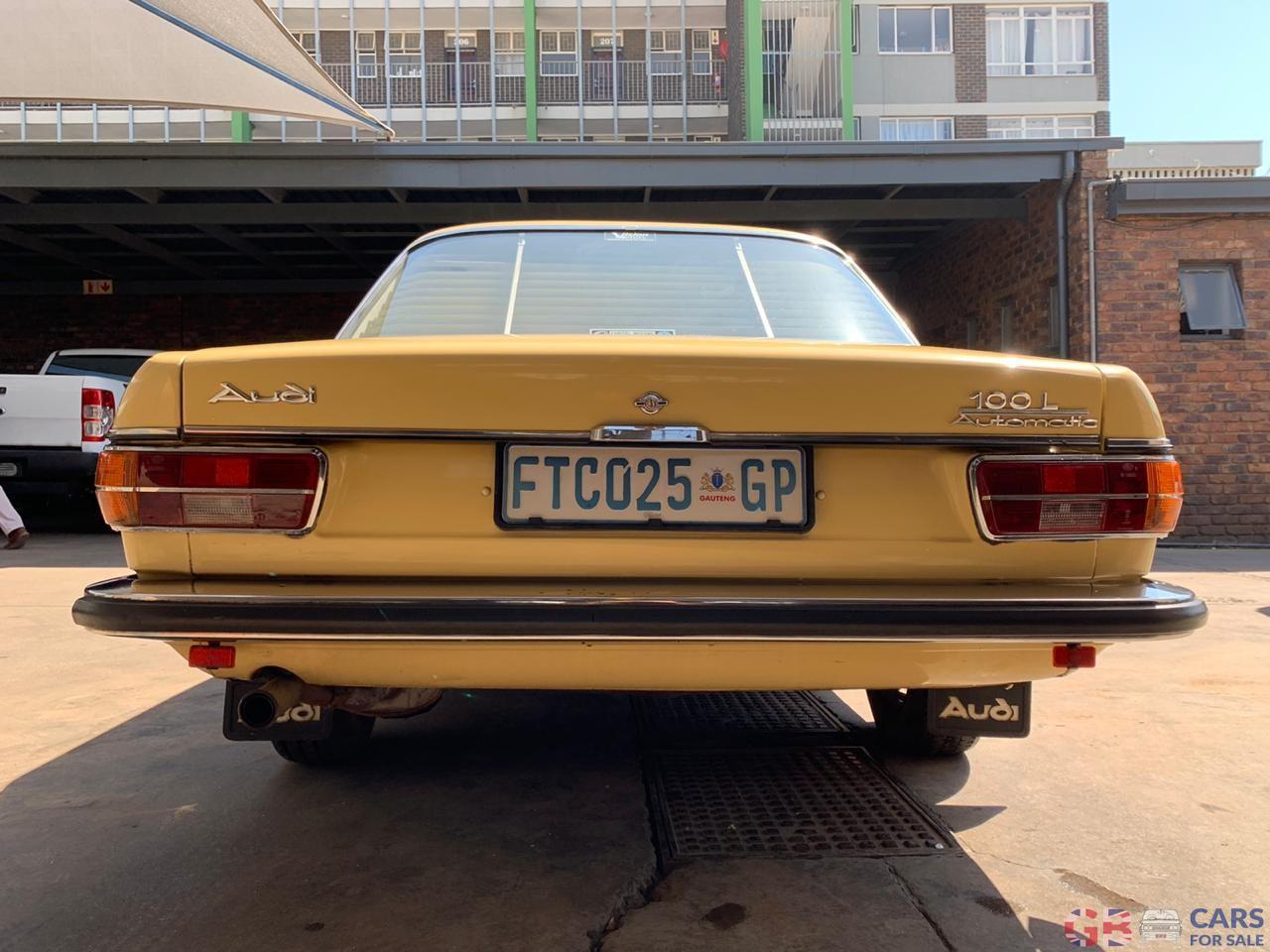 Audi 100 L 1976  rhdcarsforsale com gbca_43
