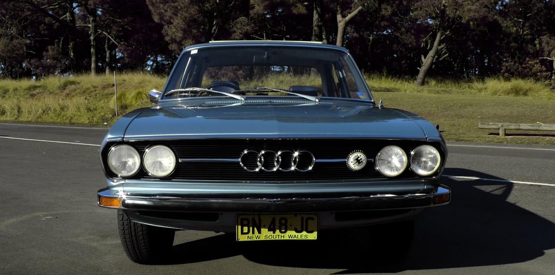 Audi 100 LS 1974 assets