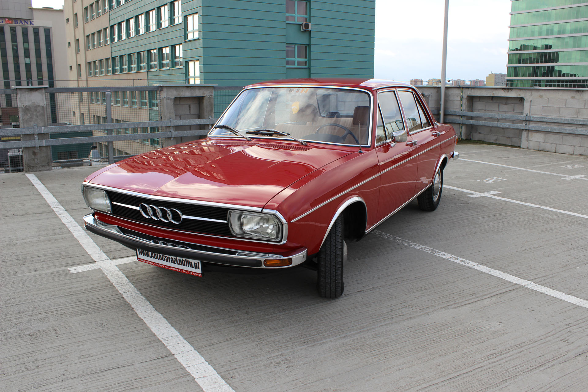 Audi 100 LS 1974 gieldaklasykow pl audi-100ls-02