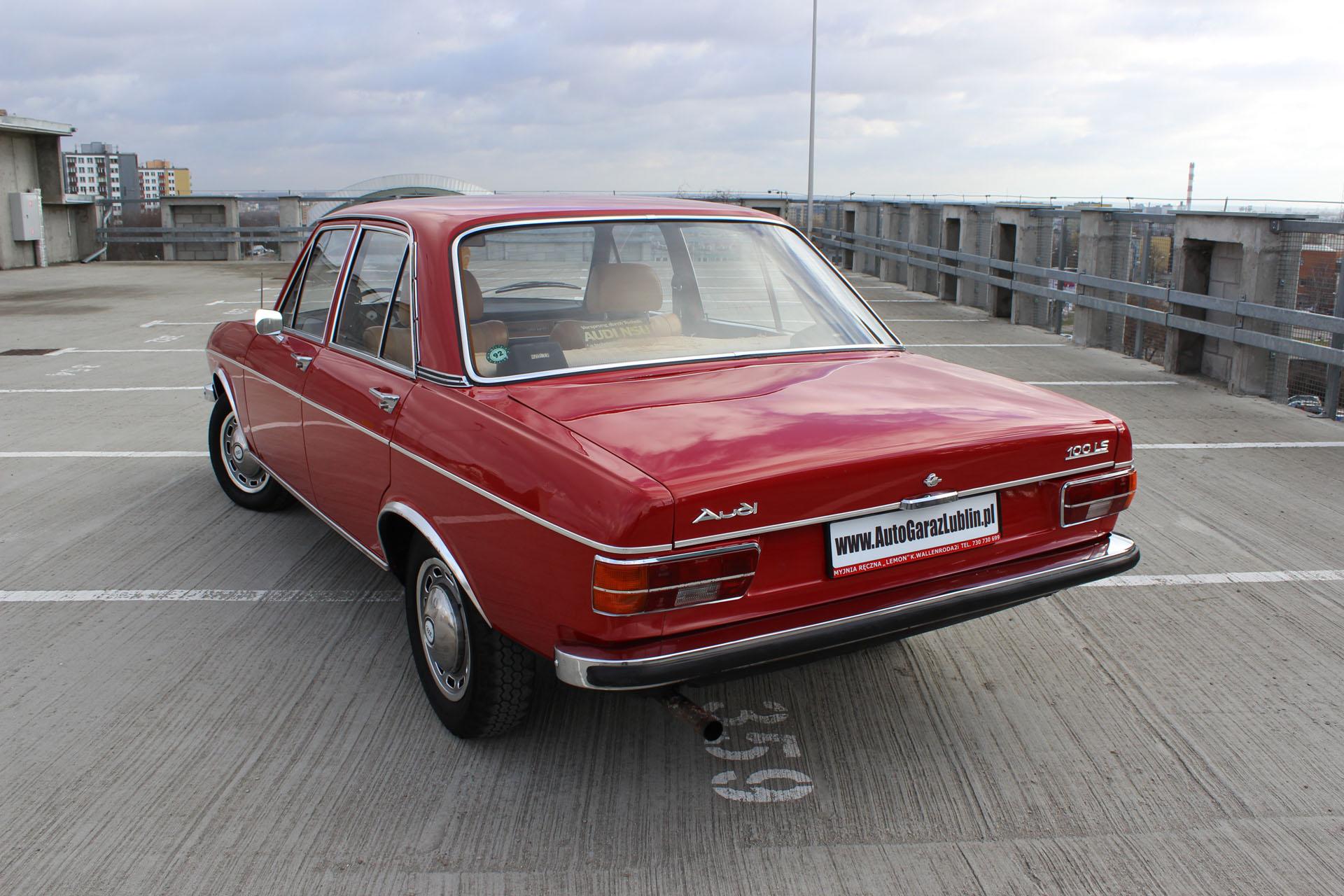 Audi 100 LS 1974 gieldaklasykow pl audi-100ls-04