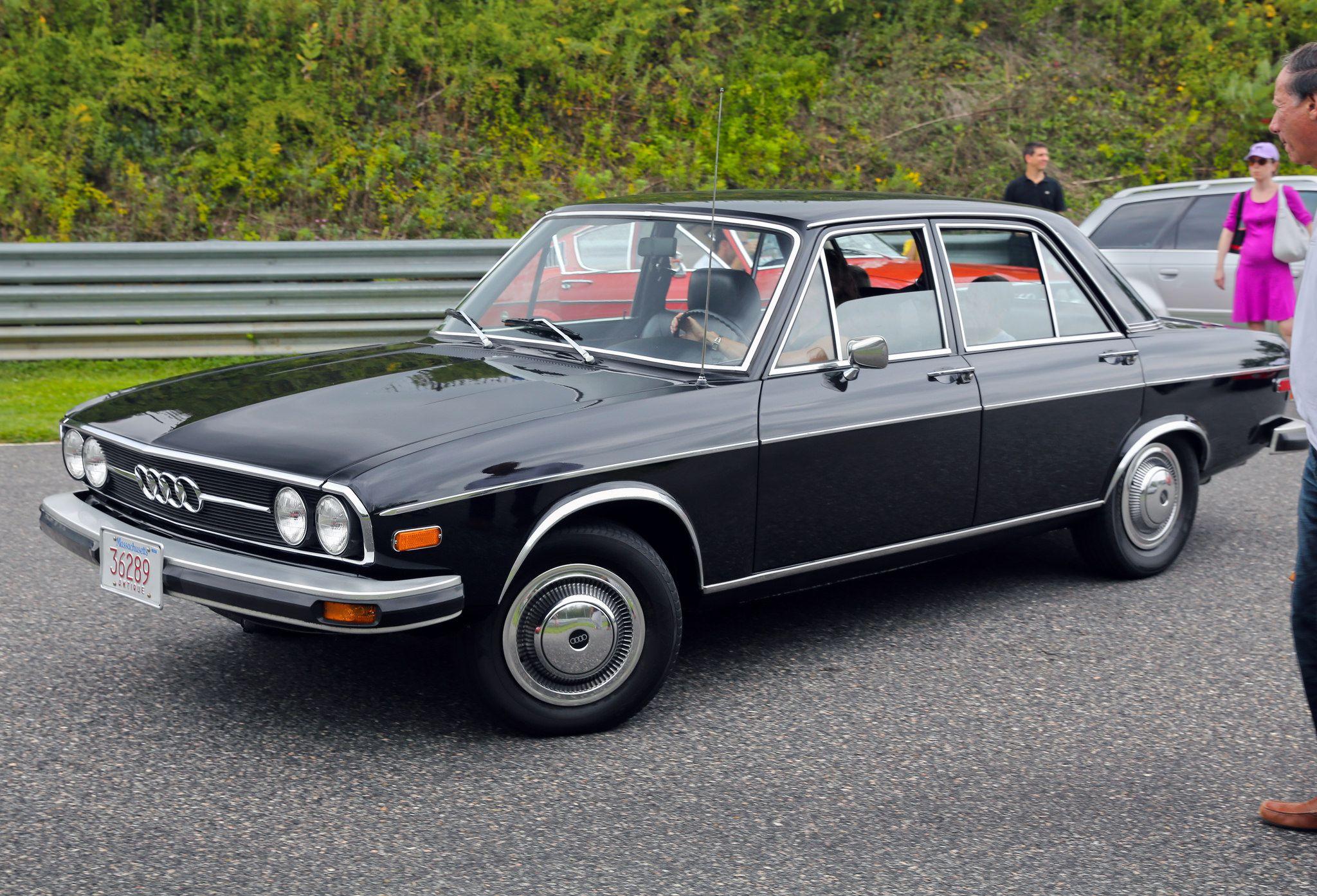 Audi 100 LS 1974 i