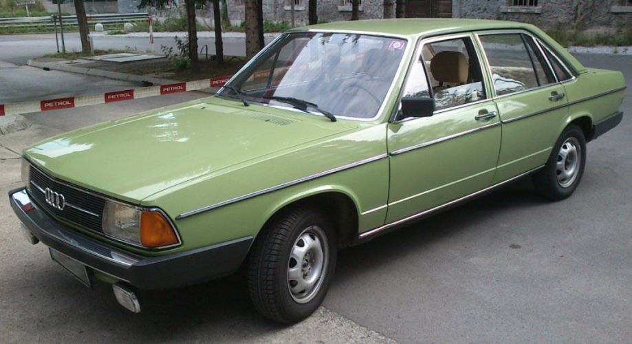 Audi 100 LS 1977 autoslavia com 1977-Audi-100-LS-3150E