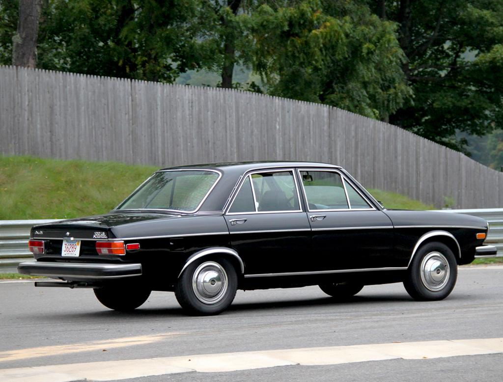 Audi 100 S 1974 classiccarsdayonline com 1974-Audi-100S