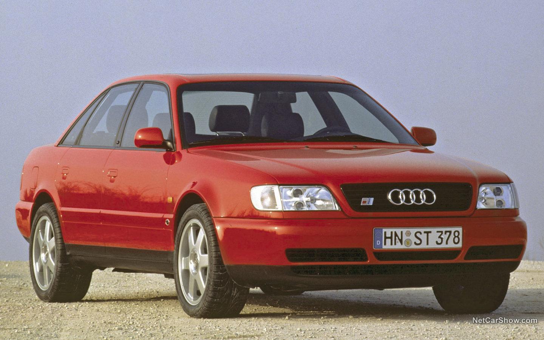 Audi 100 S6 1995 828465e2