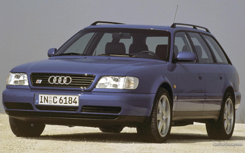Audi 100 S6 Avant 1996 b4f2a1f9