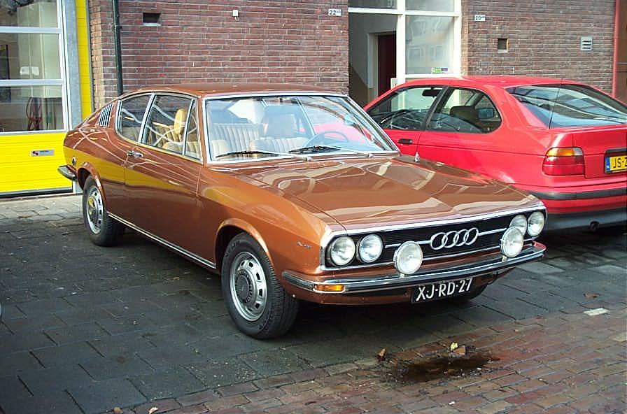 Audi 100S Coupé 1975 &a1