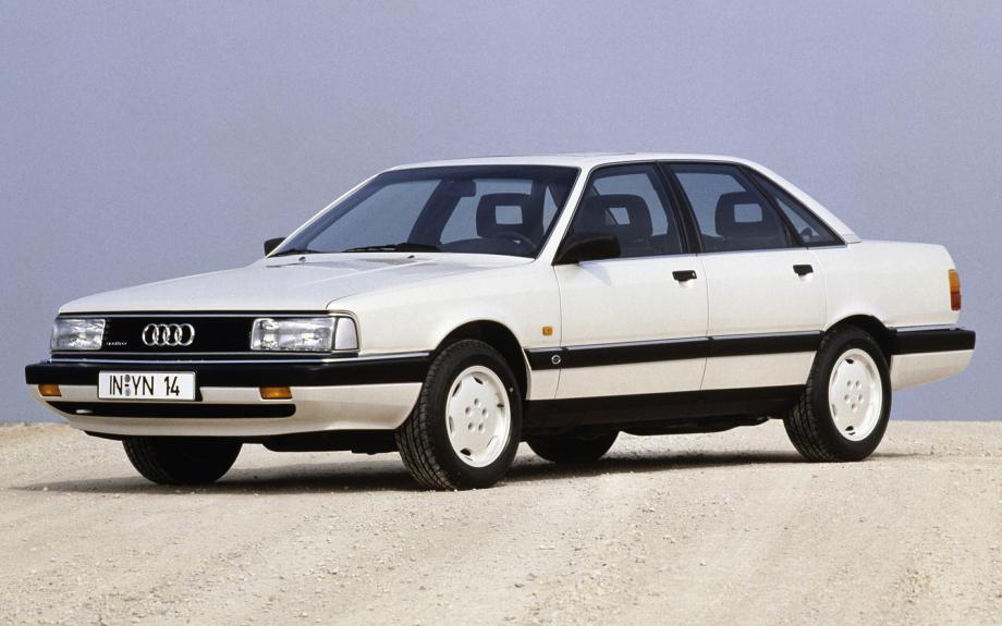 Audi 200 20V 1989 carpixel