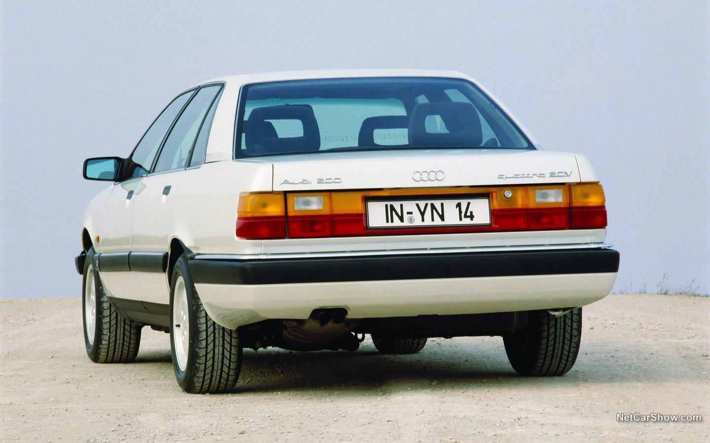Audi 200 Quattro 1989 25f56c9f