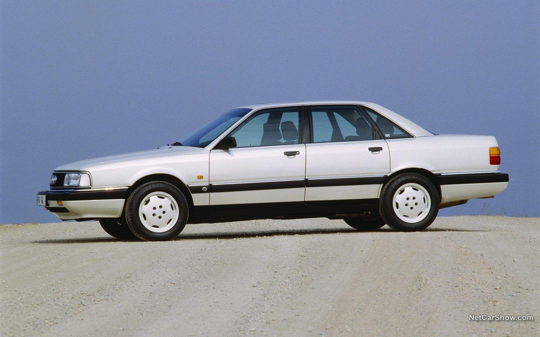 Audi 200 Quattro 1989 d7516182