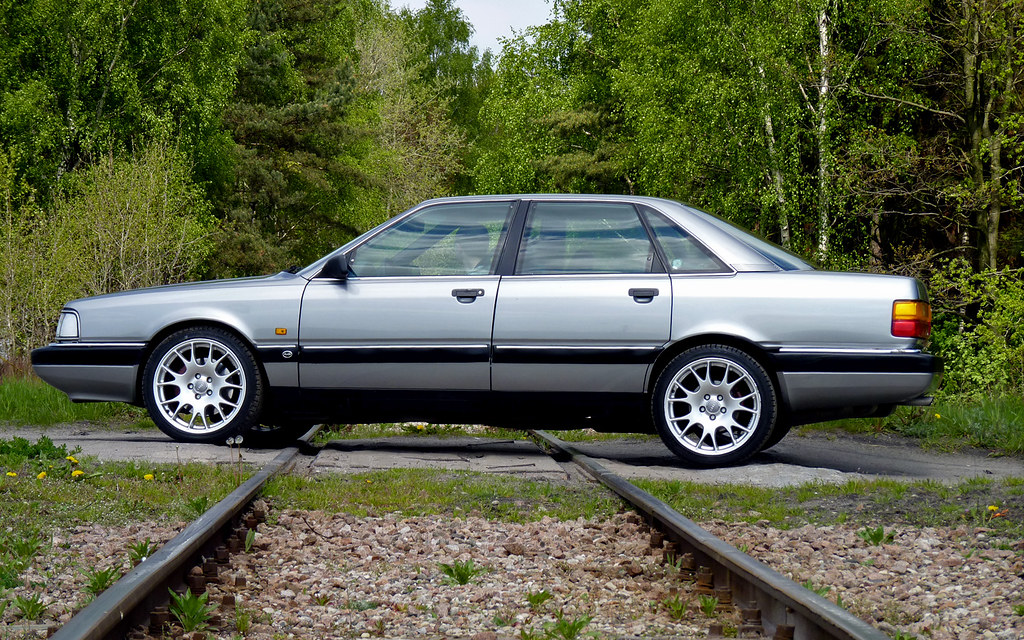 Audi 200 Turbo 1990 live