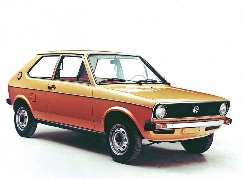 Audi 50 1973 alle-auto