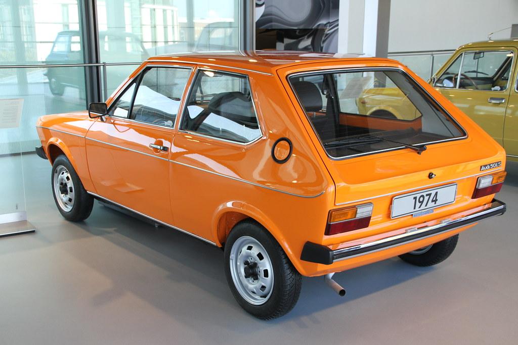 Audi 50 1974 diattonsplace