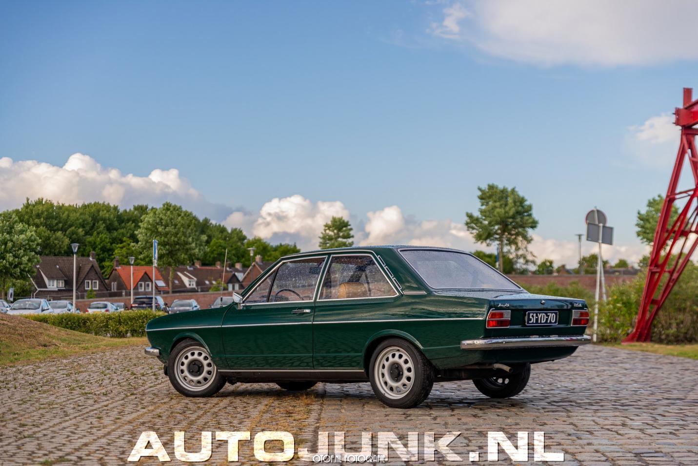 Audi 80 1973 autojunk