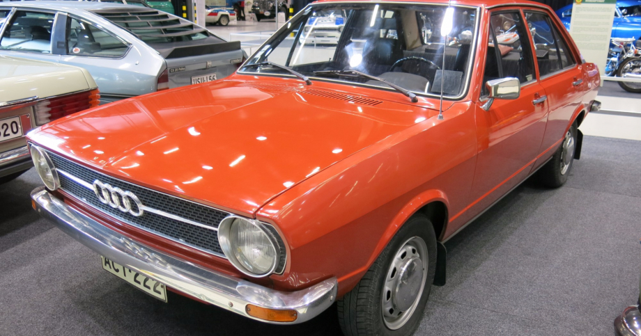 Audi 80 1973 autotoday