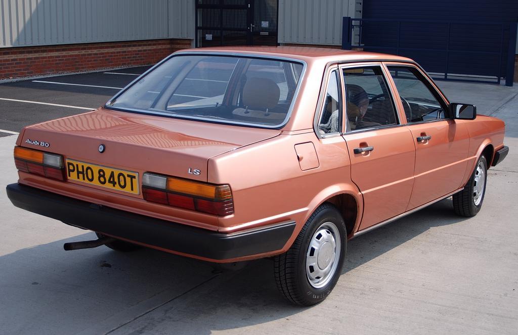Audi 80 1979 1