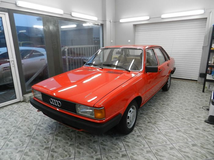 Audi 80 1979 assets