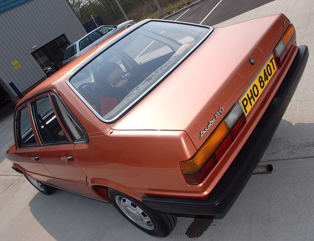 Audi 80 1979 img