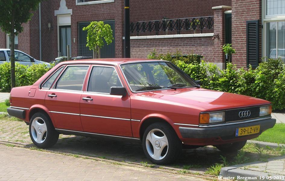 Audi 80 1979 WouterBregman live