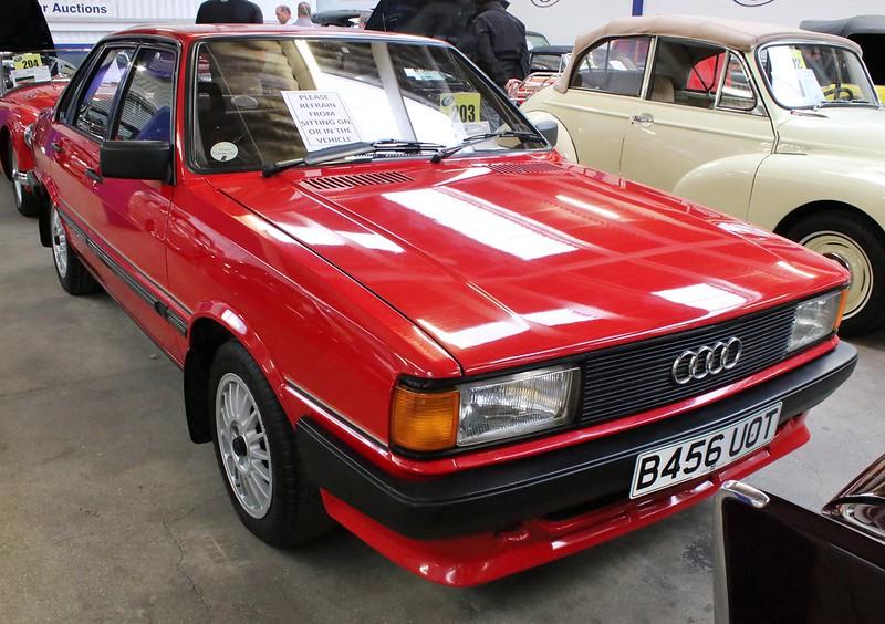 Audi 80 1980 bilddata dk 44604275050_33acf94bed_c