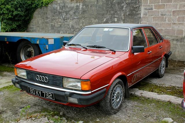 Audi 80 1980 c2
